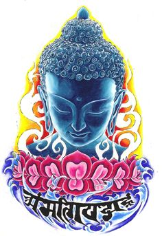 Google Image Result for http://www.kcangel.com/wp-content/uploads/2012/03/Buddha-om-custom-tattoo-design.jpg