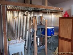 home brew shed