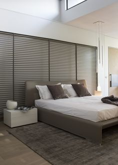House Sar | Main Bedroom | M Square Lifestyle Design | M Square Lifestyle Necessities #Design #Interior #Contemporary