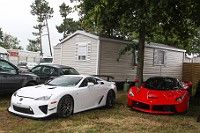 La Ferrari + Lexus LFA ~ Le Mans Classic (TQ) • barchetta • StudioLine MediaCenter