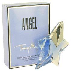 ANGEL by Thierry Mugler Eau De Parfum Spray .8 oz - Natural Peach naturalpeach.com