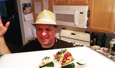Yeah that's right! Chef Cell's New Recipe Video! Gluten Free Mini Tacos Appetizers Made With Lobster, BBQ Pork, Tequila Chicken and Mango. Mix and match. Click link here, and please subcribe and share: https://youtu.be/t6G4Xfk19LY #chef #cook #recipes #eat #food  #eatgoodfood #learntocook #comedian #chefcell #easyrecipes #recipesforeveryone  #homerecipes  #youtubechef #onlinecooking