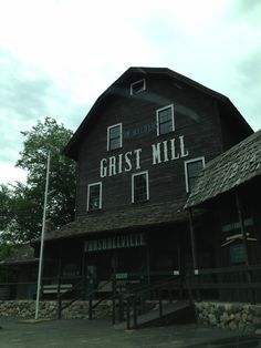 Parshallville Cider Mill, also known as Tom Walker's Grist Mill, was built in 1869 in Parshallville, Michigan. It is located at 8507 Parshallville Rd. The mill has a Fenton address.