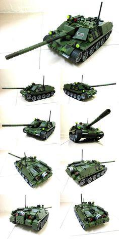 JagdPanzer IV Ausf B (Giganaut) by SOS101