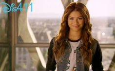 Video: Zendaya Talked Believing In Yourself March 8, 2015 - Dis411