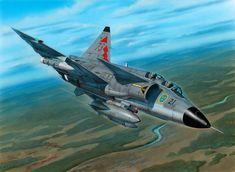 Saab SK-37 Viggen (Stan Hajek)
