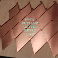 Love these diamond shaped copper tiles: http://www.rutlandguttersupply.com/blog/2009/05/27/CopperDomeConstruction.aspx