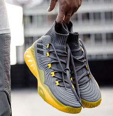designer fashion cbccd e9747 sneakersicon Adidas Crazy Explosive 2017 Primeknit Solar yellow Original  kondisi BNIB size by ask Closed Pre Order 11 August Status   Pre Order  August Ready ...