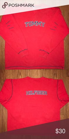 Tommy Hilfiger Crew Neck Tommy Hilfiger Crew Neck. NEED GONE ASAP. FEEL FREE TO MAKE AN OFFER Tommy Hilfiger Sweaters Crewneck