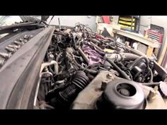 http://strictlyforeign.biz/ Instructional Video: 2001 Toyota Avalon Valve Cover Gasket/Spark Plug Re...