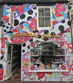 My favourite Brighton shops : a selection of vibrant independent traders Brighton Shops, Visit Brighton, Bognor Regis, Chichester, True Colors, Beautiful Images, The Selection, Graffiti, Diy And Crafts