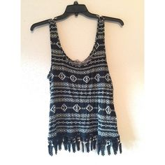 ☀️ Tribal Top ☀️ Perfect top to pair with jeans, cute shoes & sunglasses for an effortless look on a warm day! This would go cute with skinny jeans & white tennis shoes OR shorts & flip flops! Either way you style it, this is a must-have for warm weather! No stains, rips or tears. Worn twice by me! Charlotte Russe Tops