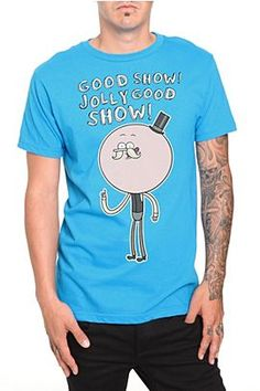 11f68aacb Regular Show Shirt (Pops) Cartoon Outfits, Funny Shirts, Cool Shirts, Tee
