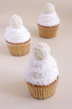 Cupcakes coco façon Rafaello                                                                                                                                                                                 Plus