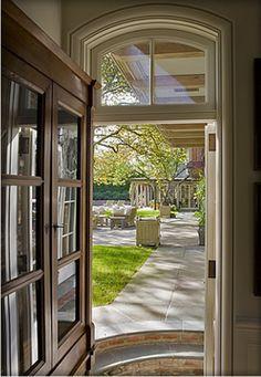 Eric J. Smith; French Country Residence (Renovation); Southampton, New York.
