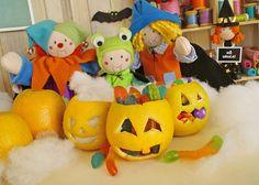 PAP • Laranjas-Abóboras de Halloween