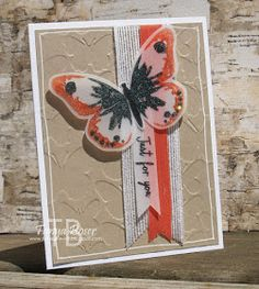 Tinkerin In Ink with Tanya: Stamp Review Crew: Watercolor Wings Edition