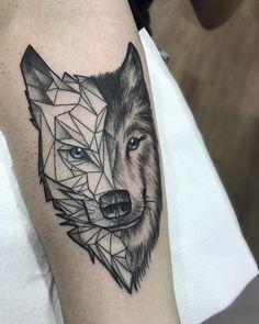 Oreja y ojo - Tattoo Ideen - Rib Tattoos For Guys, Wolf Tattoos Men, Bull Tattoos, Forearm Tattoos, Animal Tattoos, Body Art Tattoos, Celtic Tattoos, Tatoos, Wolf Tattoo Sleeve