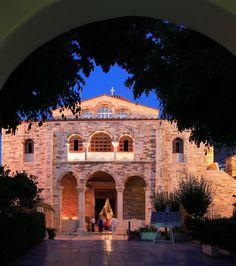 Panagia #Ekatontapiliani church in #Parikia, #Paros