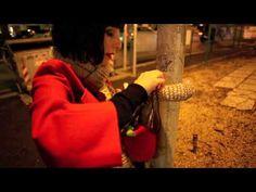 """Guerrilla Crochet Casteddu - Margherita Atzori - """"Adam & Eve"""""""