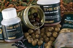 Meet The Key: currently the worlds most expensive bait Its been a while since the Nashbait stable launched a new bait, but according to Keith Sykes, The Keys creator, it will have been worth the wait...