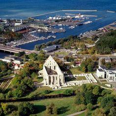 St. Brigitta's Convent Ruins, Tallinn #colorfulestonia #visitestonia #COLOURFULESTONIA #VISITESTONIA