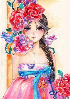 hanbok | Tumblr