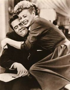 Who doesn't love Lucy and Desi?