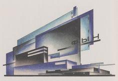Iakov Chernikhov, Composition 219