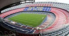 Barcelona, Camp Nou stadium