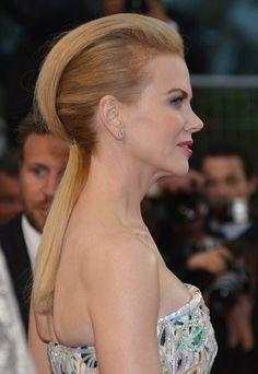 Tuto coiffure: La queue de cheval coquée de Nicole Kidman
