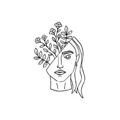 hippie painting ideas 313000242853506334 - A+F Glossary Cool Art Drawings, Art Drawings Sketches, Easy Drawings, Tattoo Drawings, Tattoo Sketches, Art And Illustration, Minimal Art, Minimalist Drawing, Arte Sketchbook