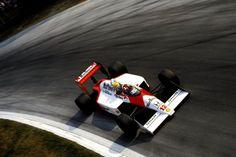 マクラーレン、MP4の系譜が終焉・・・MP4の意味は?  [F1 / Formula 1]
