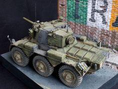Alvis Saladin Mk. II