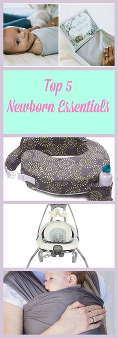 Top 5 Baby Must Haves - Babies - Baby Essentials - Baby @mamalifeinspiration