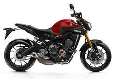 Yamaha Motor do Brasil - Motocicleta - MT-09