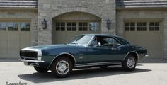 Legendary Motorcar Company | | 1967 Chevrolet Camaro RS/SS L78 396/375hp