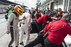Qualirennen Nürburgring: Jetzt geht's los! / Qualification race Nürburgring: Off we go!