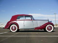 1937 Rolls-Royce HP Wingham Cabriolet by Martin Walter Rolls Royce, Automobile, Vans, Vehicles, English, Concept, Car, Van, English Language