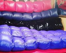 Nylons, Down Blanket, Down Quilt, Sleeping Bag, Winter Jackets, Ruler, Blankets, Bubble, Bags