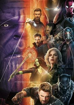 But where's Bucky? And why does Thor have both eyes?