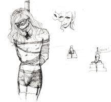 Thorki sketch by Oak-Deer
