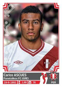 258 Carlos Ascues - Peru - Copa America - Chile 2015