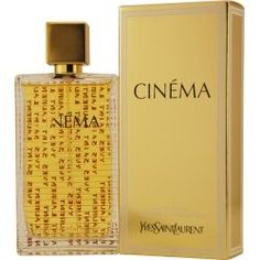 CINEMA by Yves Saint Laurent EAU DE PARFUM SPRAY 16 OZ Package Of 4 >>> Details can be found by clicking on the image.