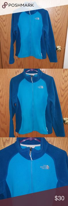 North Face fleece jacket size.M Gently used north face jacket. The North Face Jackets & Coats