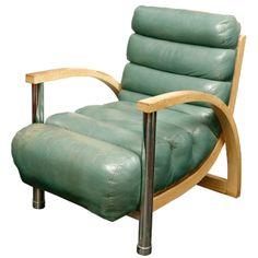 Eclipse Chair by Jay Spectre | From a unique collection of antique and modern lounge chairs at http://www.1stdibs.com/furniture/seating/lounge-chairs/