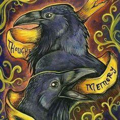 #InstaViking #TheVikingWarriors #Folk #Viking #Celtic #Pagan #Metal#huginn #muninn #odinsravens #ByAdminFrigg