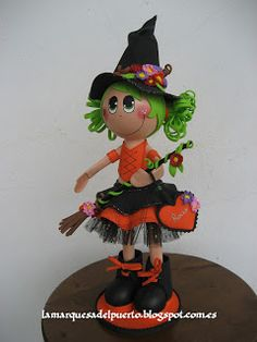 Little Witch Orange