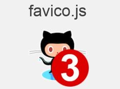 favico.js is an awesome jQuery plugin for animating you favicon with animated badges, images, HTML5 videos and webcam videos.