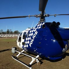 Polair2 taking off Law Enforcement Agencies, Police Cars